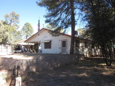 Payson Single Family Home For Sale: 412 E Eidelweiss Circle