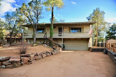 Payson Single Family Home Active w/Contingency: 305 E Timber Circle