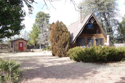 Payson Single Family Home For Sale: 2 E Eidelweiss Circle