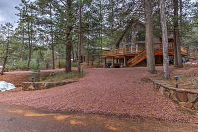Pine AZ Single Family Home For Sale: $319,000