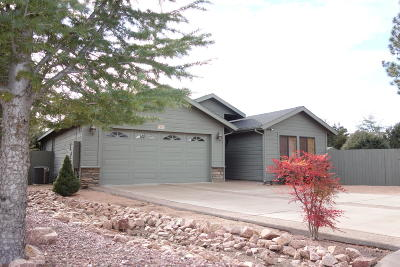 Payson Single Family Home For Sale: 502 S Wade Court