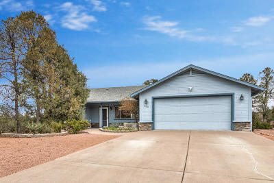 Payson Single Family Home For Sale: 82 W Pinto Circle