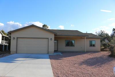 Payson Single Family Home For Sale: 413 E Phoenix Street