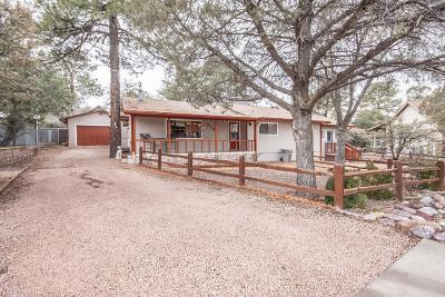 Payson Single Family Home For Sale: 81 S Ridgeway Street