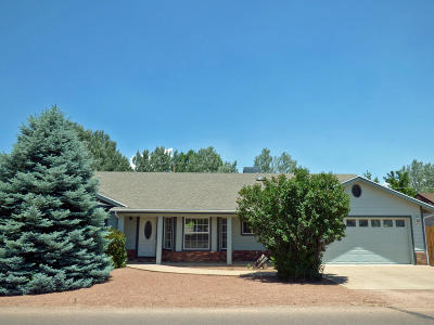 Star Valley Single Family Home For Sale: 34 S Rainbow Drive