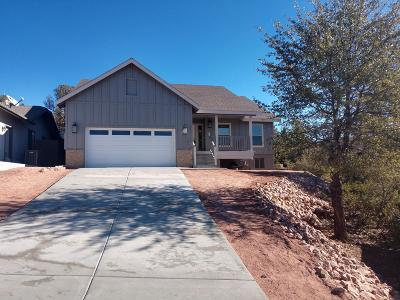 Payson Single Family Home For Sale: 103 N Lariat Way
