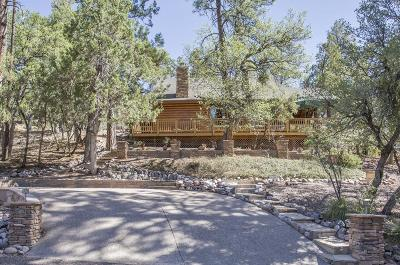 Pine Single Family Home For Sale: 4508 N Portal Drive