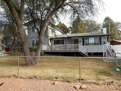 Payson Single Family Home For Sale: 202 W Roundup Road