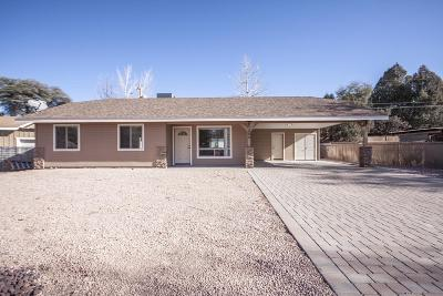 Payson Single Family Home For Sale: 302 W Roundup Road