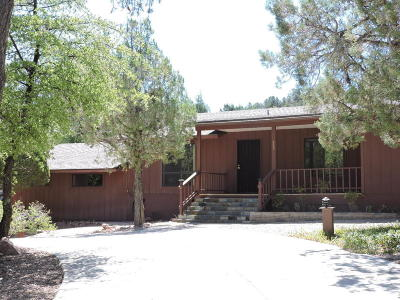 Payson Single Family Home For Sale: 419 E Continental Drive