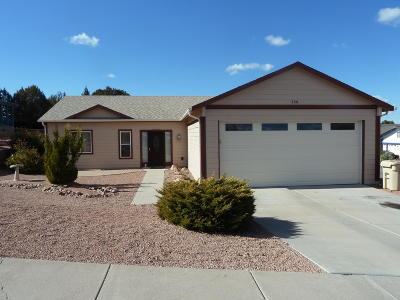 Payson Single Family Home For Sale: 3 S Marble Point