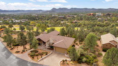Payson Single Family Home For Sale: 2705 E Wild Rose Circle