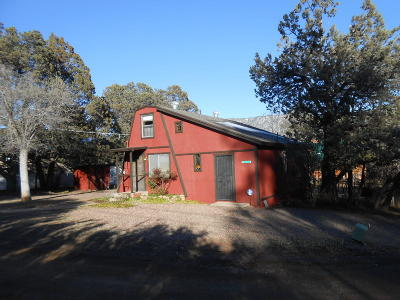 Pine AZ Single Family Home For Sale: $215,000