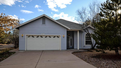 Payson Single Family Home For Sale: 615 N Ponderosa Circle