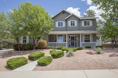 Payson Single Family Home For Sale: 51 W Laredo Loop