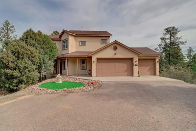 Star Valley Single Family Home For Sale: 32 E Saddleback Trail