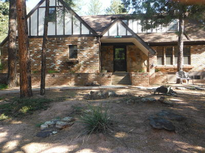 Pine Single Family Home For Sale: 5095 Hilltop Drive