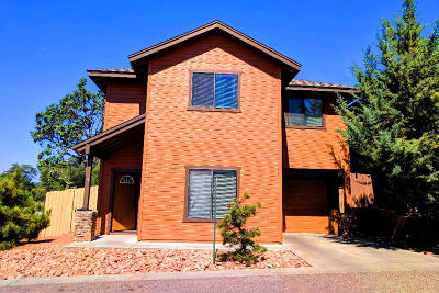 Payson Condo/Townhouse For Sale: 308 W Frontier #7 Street