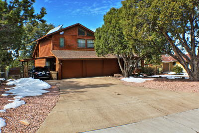 Payson Single Family Home For Sale: 1108 N Camelot Drive