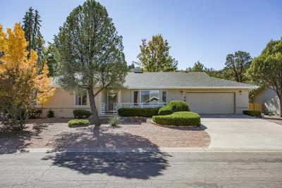 Payson Single Family Home For Sale: 605 E Tahoe Vista Circle