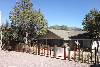 Payson Single Family Home For Sale: 702 S Palomino Drive