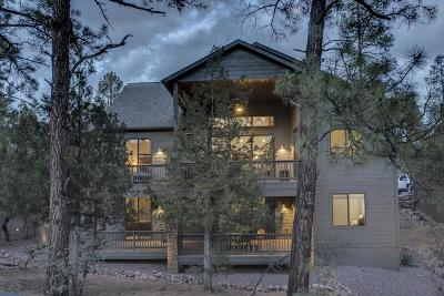 Chaparral Pines Single Family Home For Sale: 2601 E Pine Island Lane