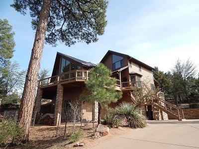 Payson Single Family Home For Sale: 613 E Highline Drive