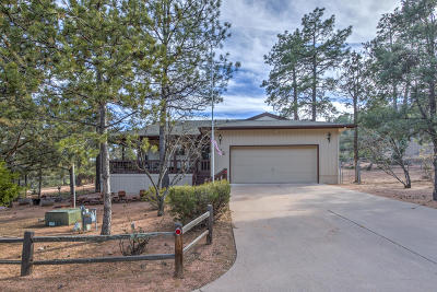 Payson Single Family Home For Sale: 703 W Forest Drive