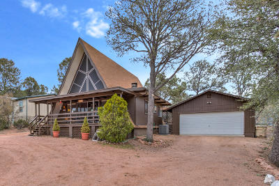 Payson Single Family Home For Sale: 713 N Matterhorn Road