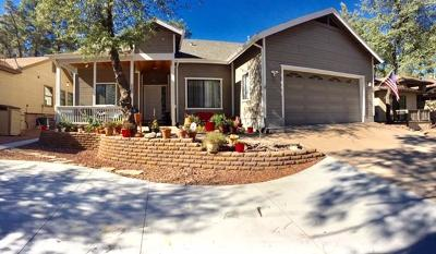 Payson Single Family Home For Sale: 11 N McLane Road