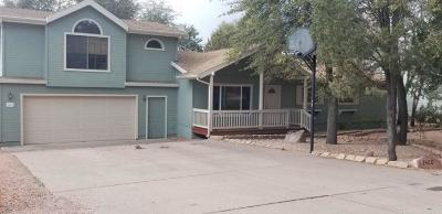 Payson Single Family Home For Sale: 1422 N Easy Street