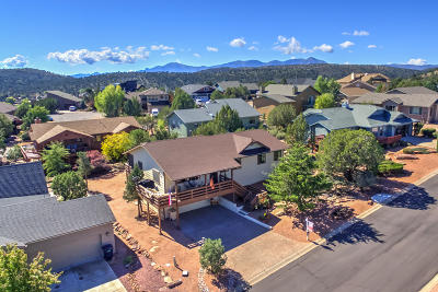 Payson Single Family Home For Sale: 1703 W Birch Drive