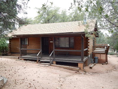 Payson Single Family Home For Sale: 111 N Matterhorn Road