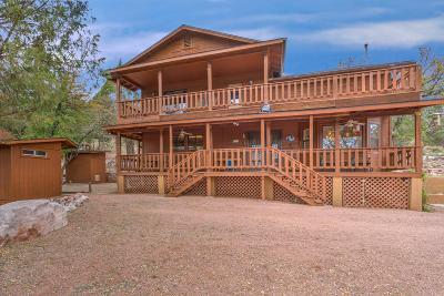 Payson AZ Single Family Home For Sale: $427,000