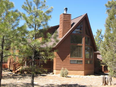 Happy Jack Single Family Home For Sale: 1576 Woodside Place
