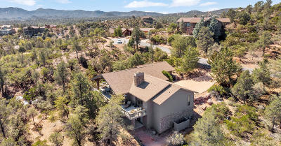 Chaparral Pines Single Family Home For Sale: 2511 E Golden Aster Circle
