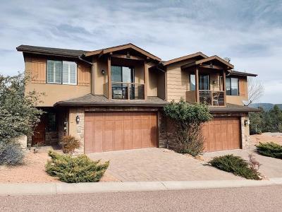 Payson Single Family Home For Sale: 2004 E Thunder Mountain