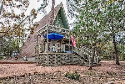 Pine AZ Single Family Home For Sale: $235,000