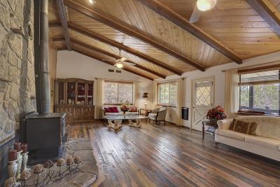 Pine Single Family Home For Sale: 6839 W Robbin Lane