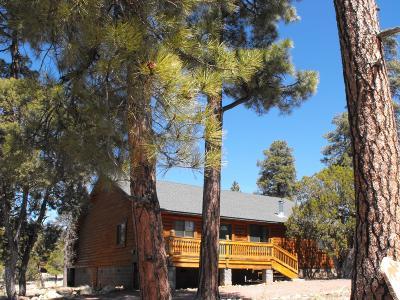 Happy Jack Single Family Home For Sale: 3052 Durango Drive
