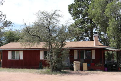 Payson Single Family Home For Sale: 804 S Pony Circle