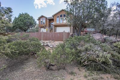 Payson Single Family Home For Sale: 209 W Wayne Drive