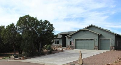 Payson Single Family Home For Sale: 1705 W Dillon Way