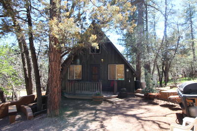 Pine AZ Single Family Home For Sale: $232,900