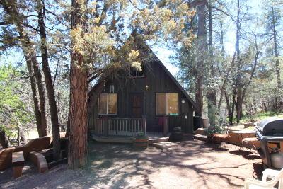 Pine AZ Single Family Home For Sale: $227,000
