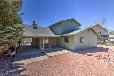 Payson Single Family Home For Sale: 321 W Eleanor Drive