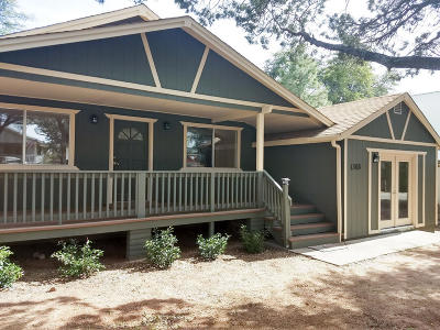 Payson Single Family Home For Sale: 1305 N Easy Street