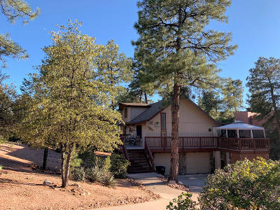 Payson Single Family Home For Sale: 1 S Forest Park Drive