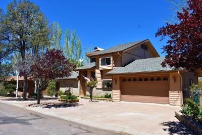 Payson Single Family Home For Sale: 61 E Coronado Way