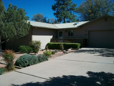 Payson Single Family Home For Sale: 505 W Sherwood Drive
